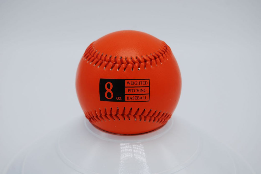 Markwort Weighted Baseball - Synthetic Cover - 8 oz
