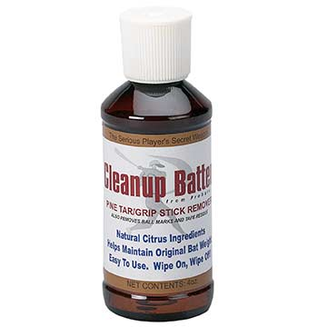 Clean Up Batter Bat Cleaner 4 OZ