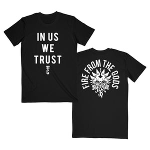In Us We Trust Tee