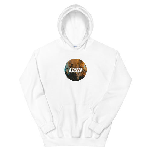 FCW Here On Earth Circle Hoodie