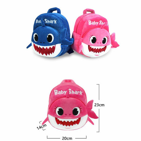 Baby Shark Back Packs