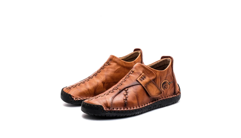 Handmade Business Leisure Man Shoes - vajshoping