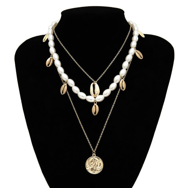 Necklace Women Jewellery - vajshoping