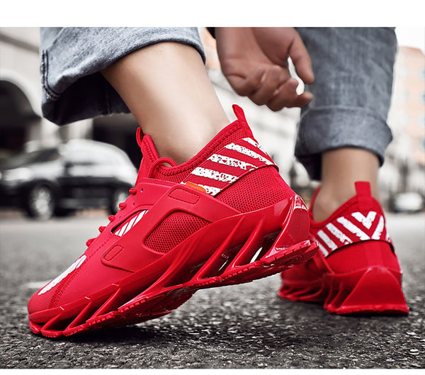 Men Sneakers Comfortable Designer Lightweight - vajshoping