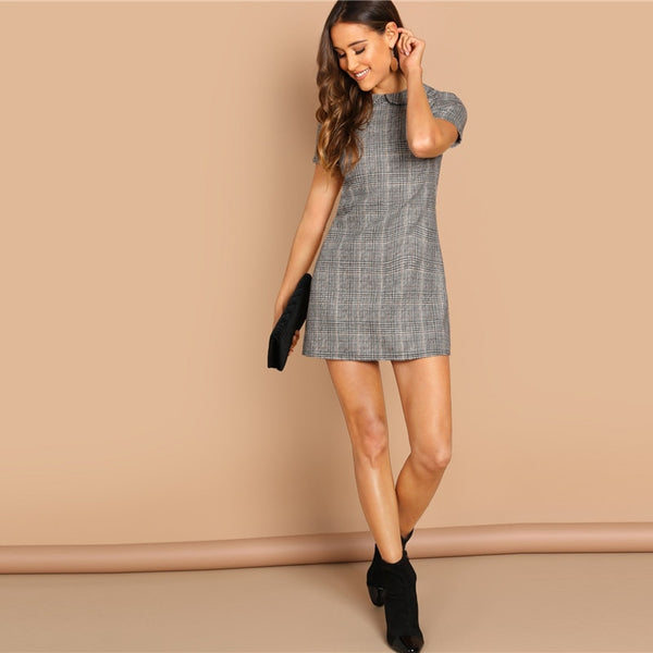 Autumn Elegant Modern Lady Women Dresses - vajshoping