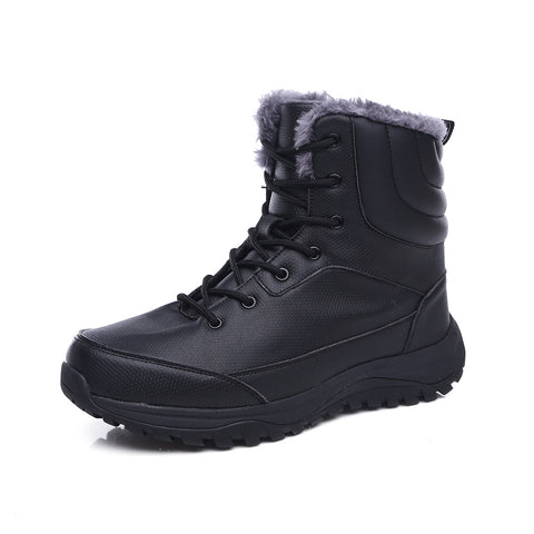 Winter Super Warming Plush Snow Boots