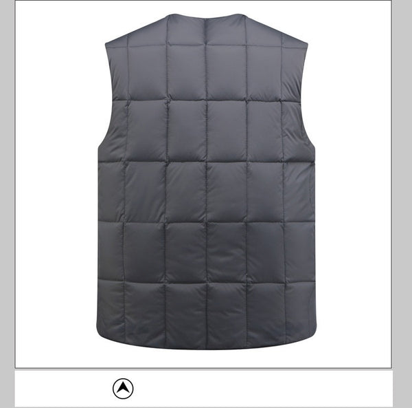 Fashion Casual Male Vest - vajshoping
