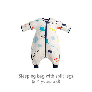 Children's Constant temperature bag  jumpsuit cotton breathable comfort - vajshoping