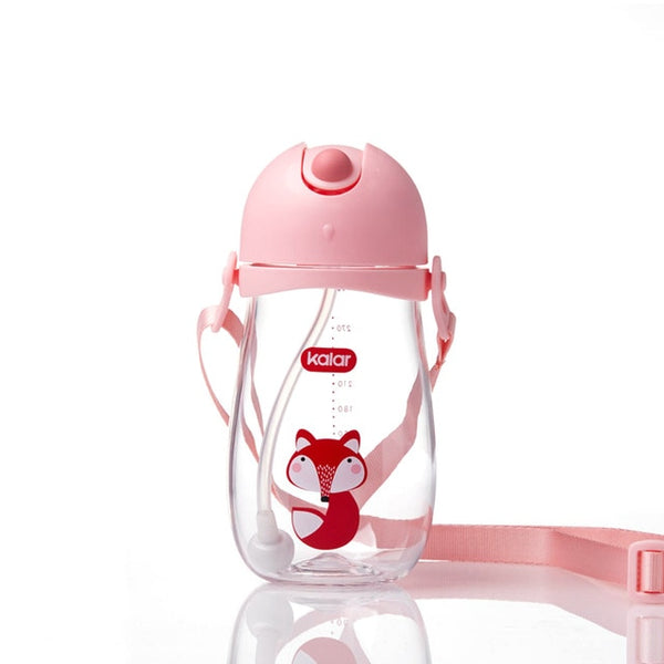 XIAOMI Baby water cups 210ml and 300ml capacity cup  for children travel outings - vajshoping