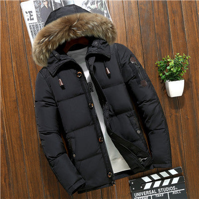 High Quality Warm Winter Jacket - vajshoping