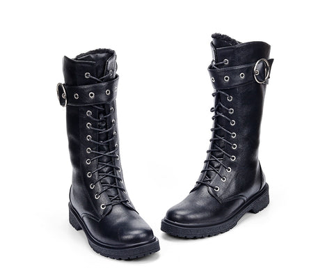 Fashion Warm Winter Women Boots - vajshoping
