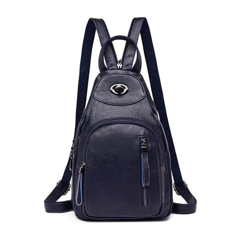 Female Brand Casual Backpack Designer Shoulder Bags