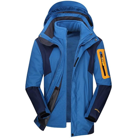 Ski and Snowboarding Thermal Jacket