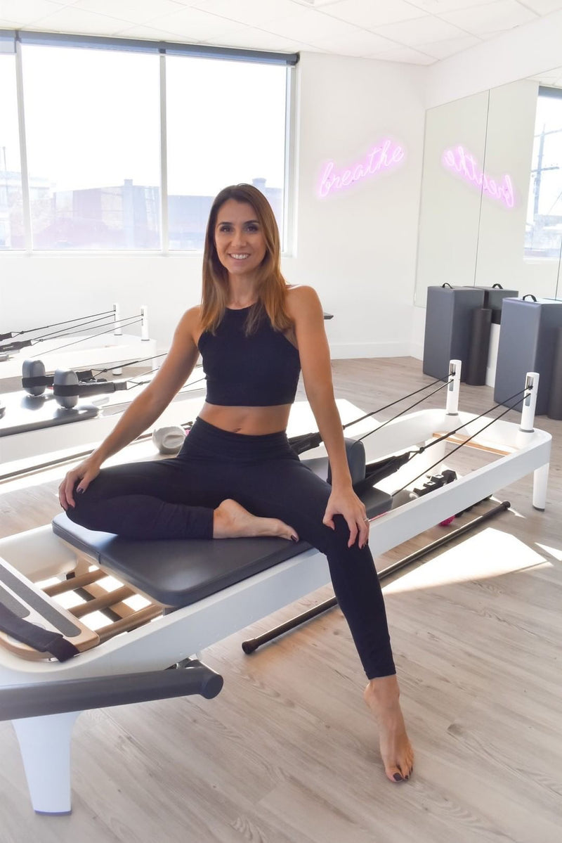 20 questions to get to know Christine Zotos - Managing Director of 7th Ave Fitness