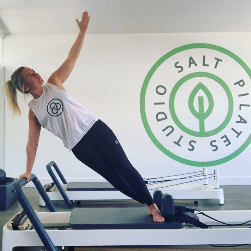 Owner of Salt Pilates Studio Bec Hopkins' Tips to Stay Motivated this Winter
