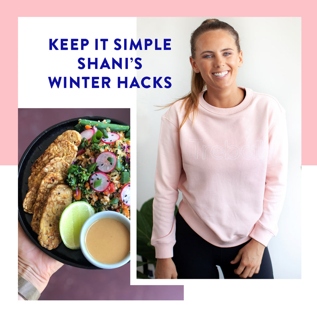 Keep It Simple Shani's Winter Hacks