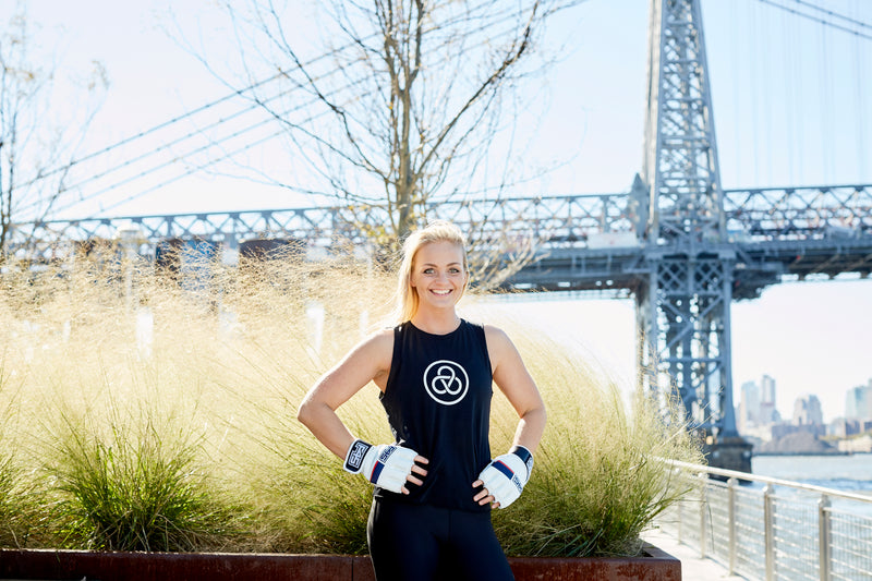 20 questions to get to know Tara Teakle - Head Trainer F45 Williamsburg