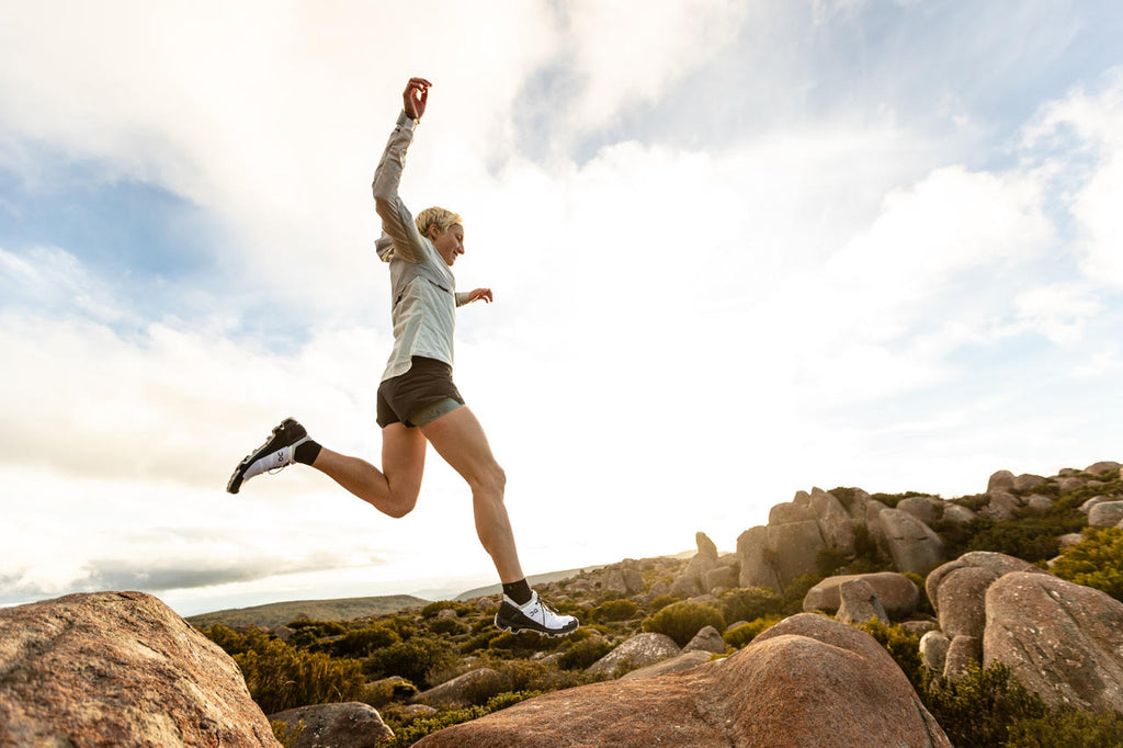 Running Tips & Tricks for Finding Your Feet with Hanny Allston - Peak Performance Coach, World Champion & Elite Trail Runner