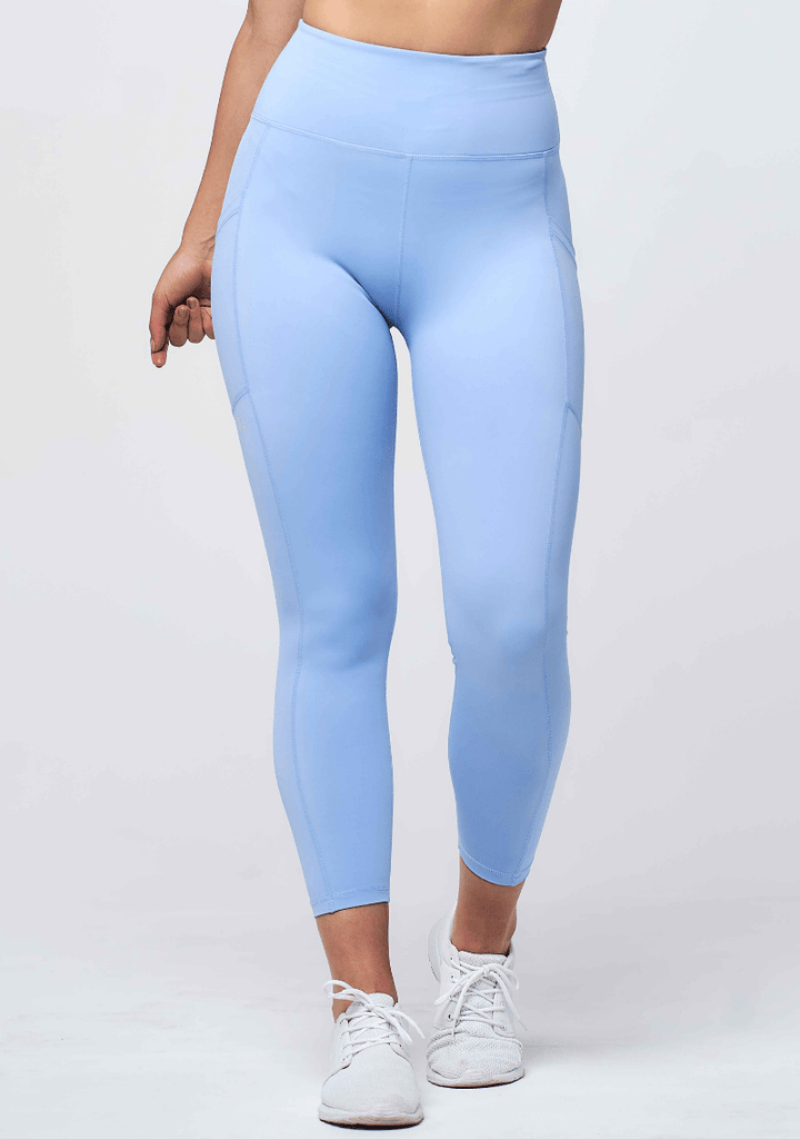 Eva Leggings -Sky Blue