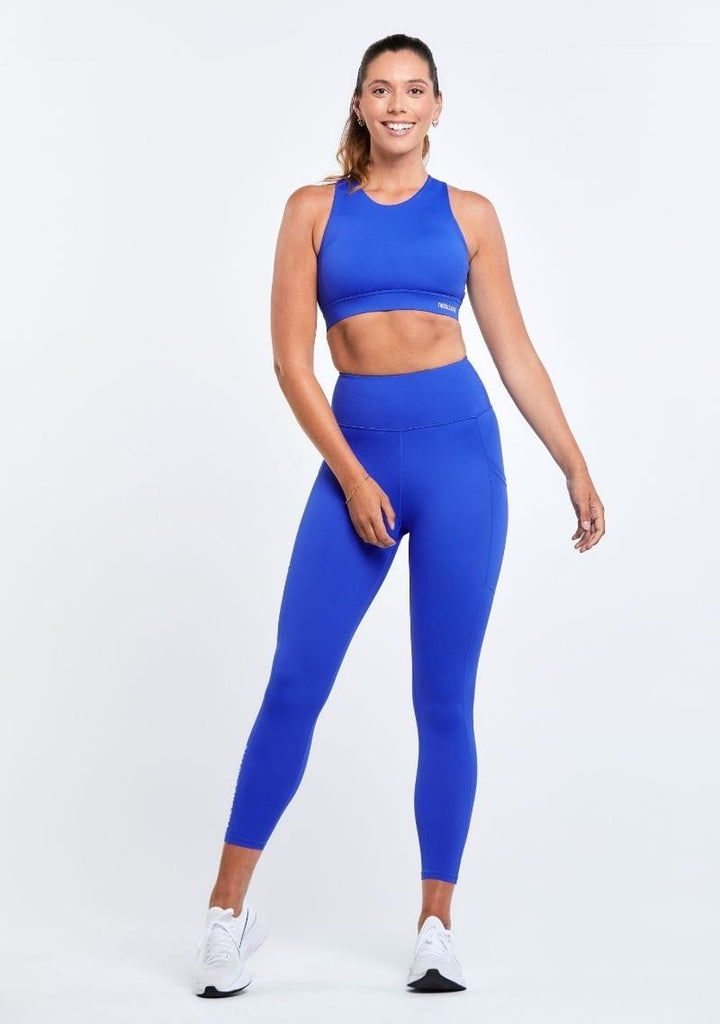Cleo Leggings - Electric Blue