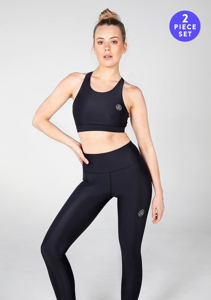 GoGo Gloria 7/8 Leggings & Crop Set