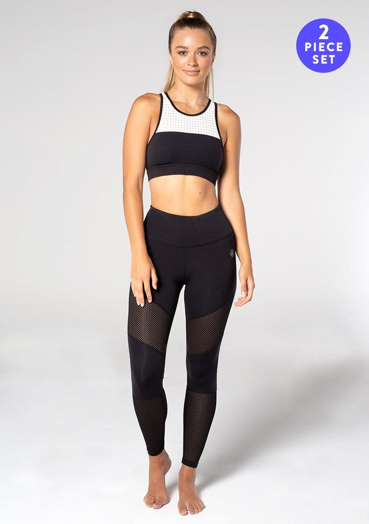 Mobile Maia Leggings & Crop Set