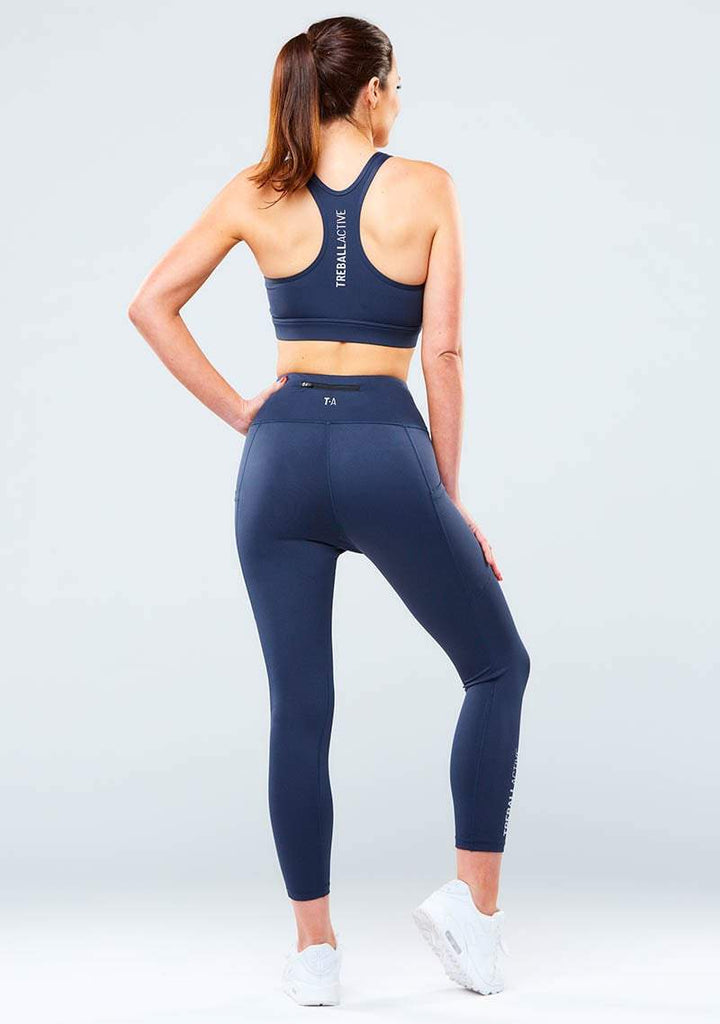 Cleo Leggings - Navy