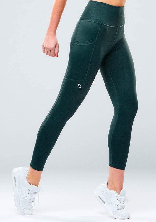 Eva Leggings - Green