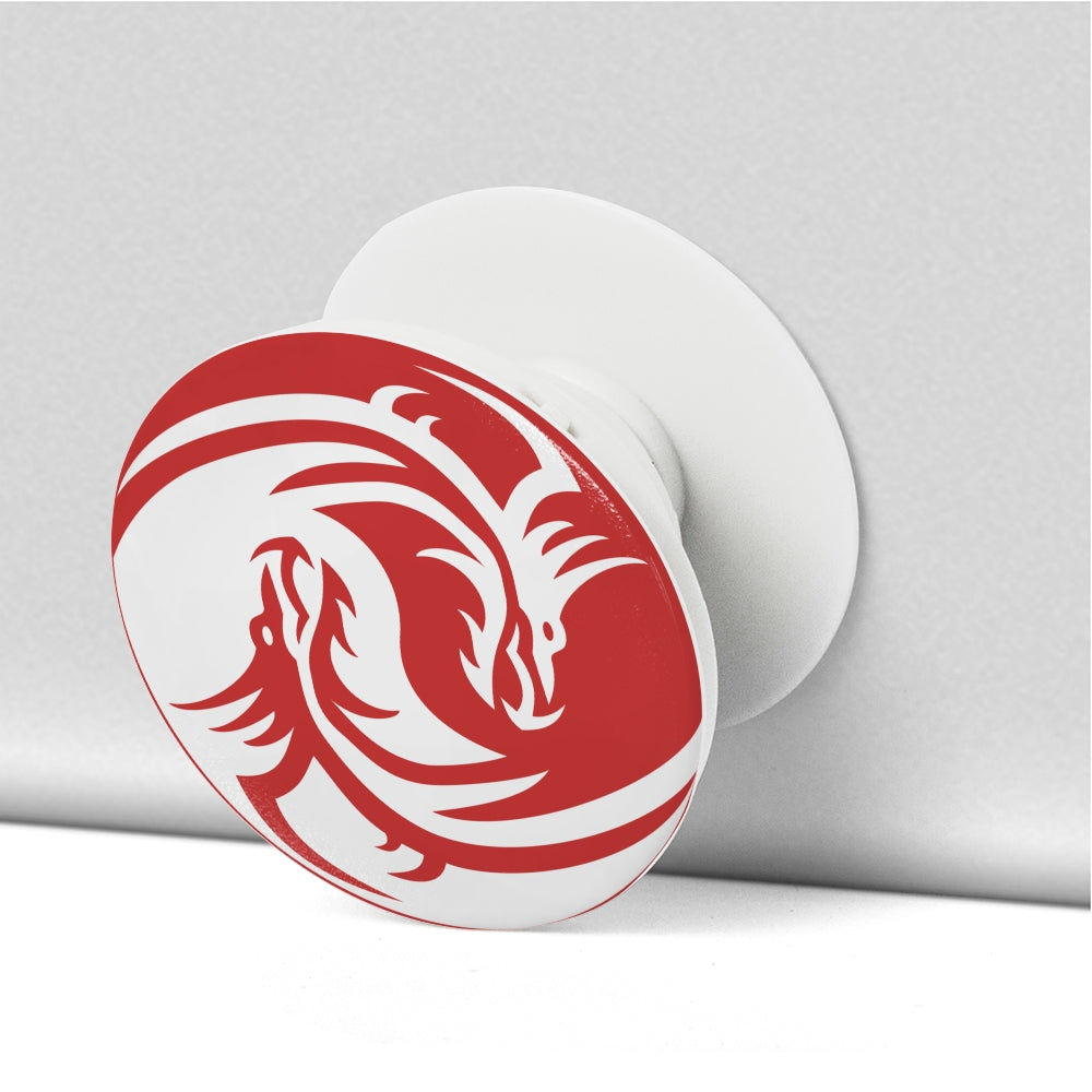 Red Dragon Phone Grip