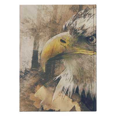 Bald Eagle Hardcover Journal