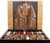 King Tut Decoupage Backgammon