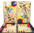 Kandinsky Decoupage Backgammon
