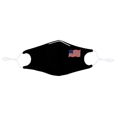 USA flag Cloth Face Mask For Adults