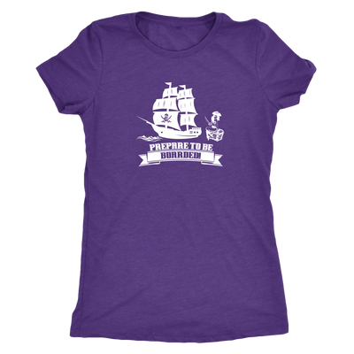Prepare to be boarded - Pirates Triblend T-Shirt