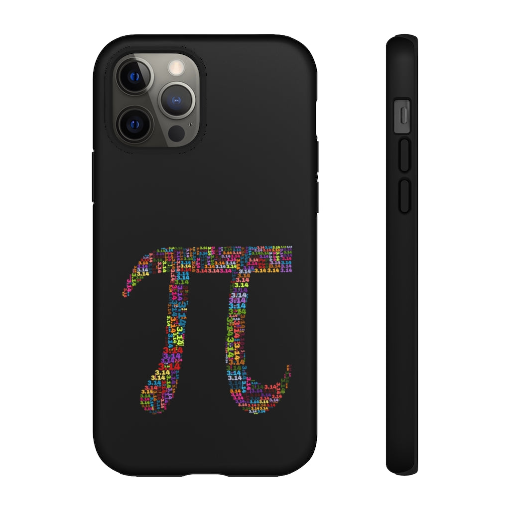 Math Pi digits - Tough Phone Case