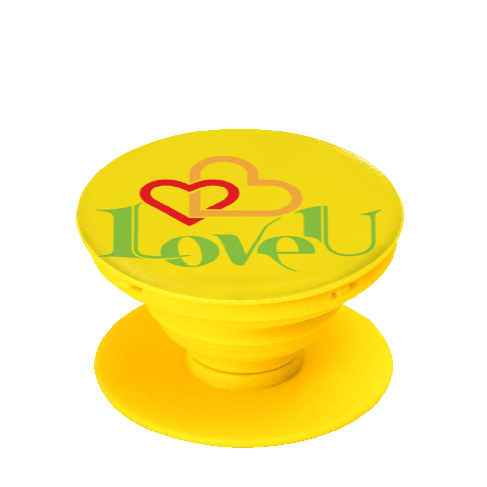 Bonded in love hearts - phone grips