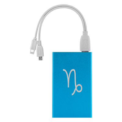 Zodiac Capricorn Power Bank