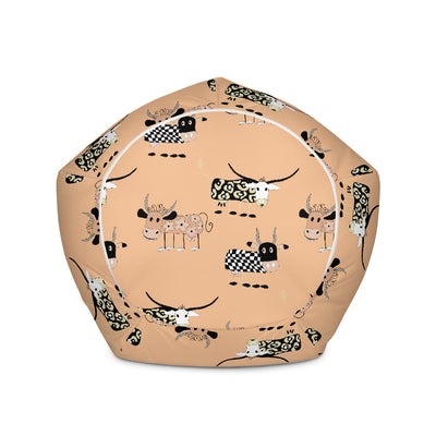Cows - Bean Bag Chair w/ filling