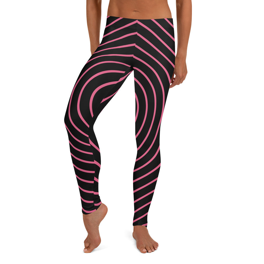 Concentric circle - Leggings