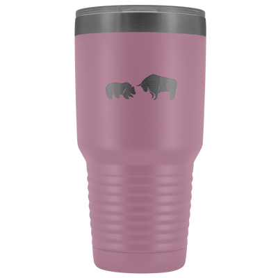 Bull vs bear stainless steel vacuum insulated hot and cold beverage container
