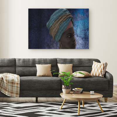 The intensity -  Rectangle Gallery Canvas Art