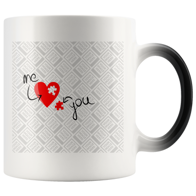 The ultimate Valentines Personalized Magic Mug