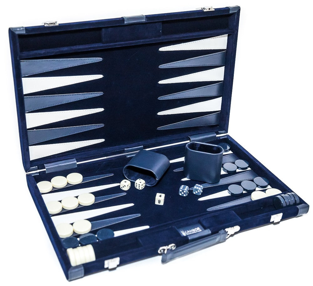 Designer Backgammon complete Set