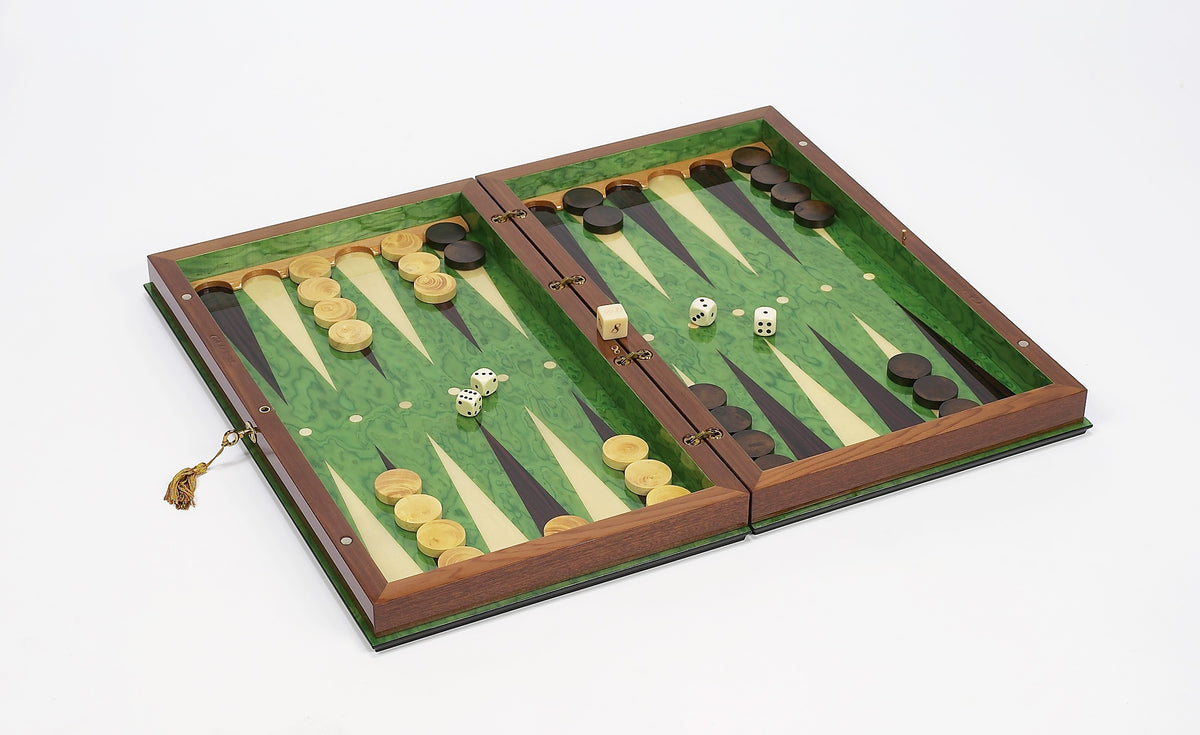 Sorrento 2 - Backgammon Set - Made in Italy