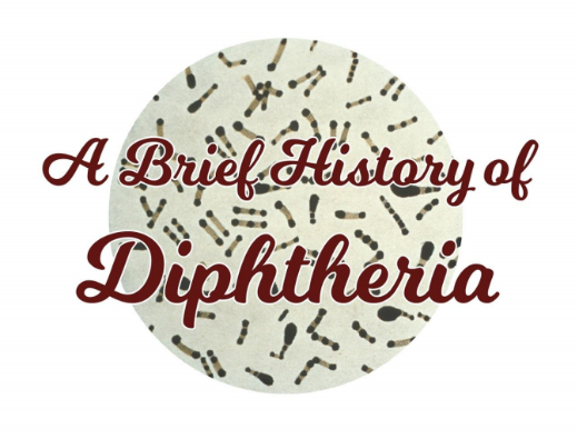 Scicomm Grant: Amy Burek - A Brief History of Diphtheria