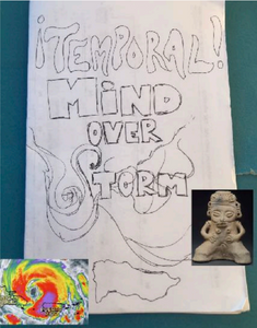 Scicomm Grant: Adriana M. Padilla Roger - ¡Temporal! Mind over Storm