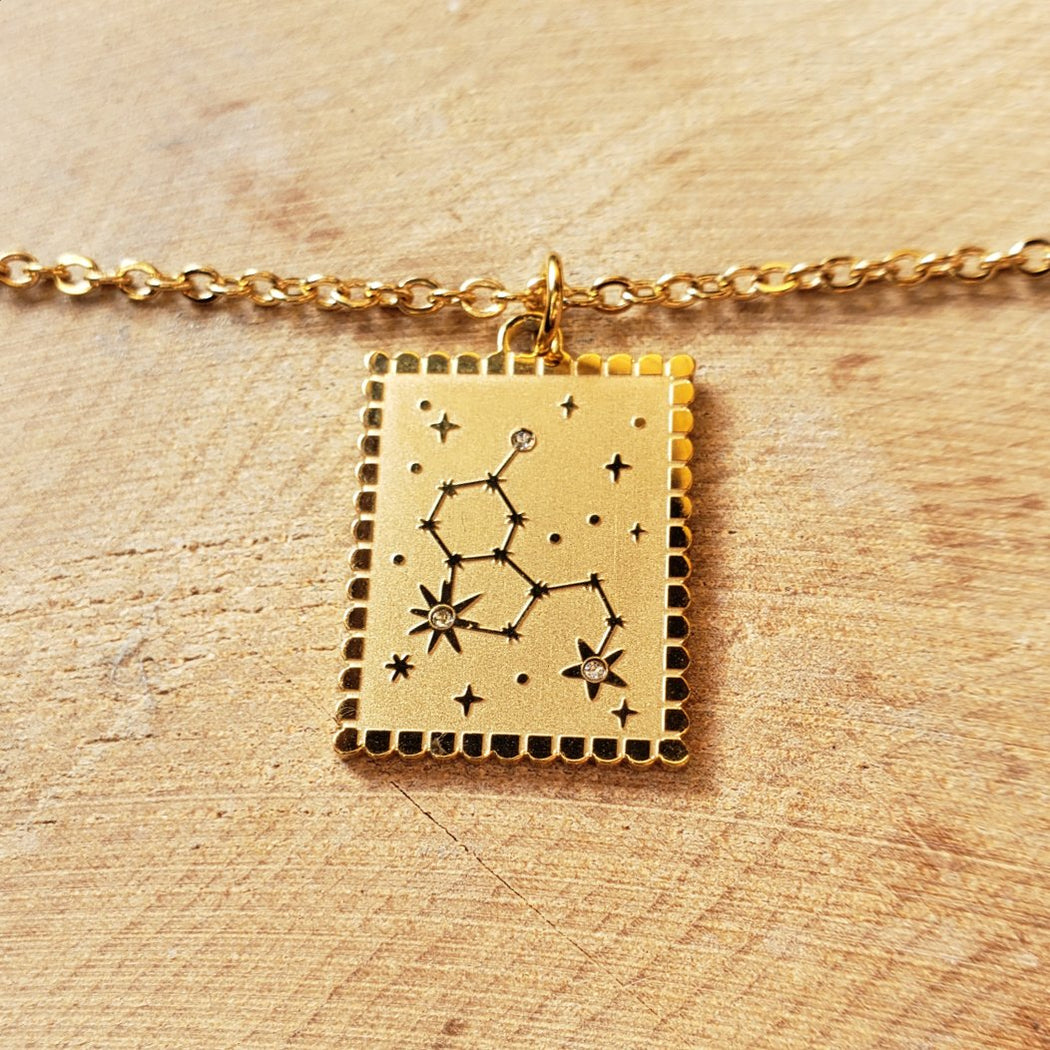 Serotonin Constellation Necklace