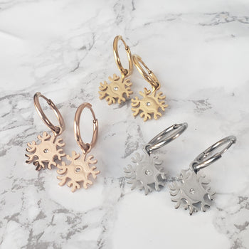 Glia Earrings