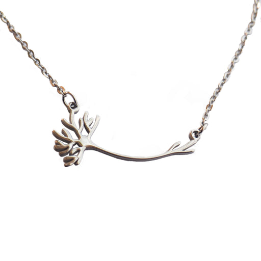 Neuron Necklace - Silver