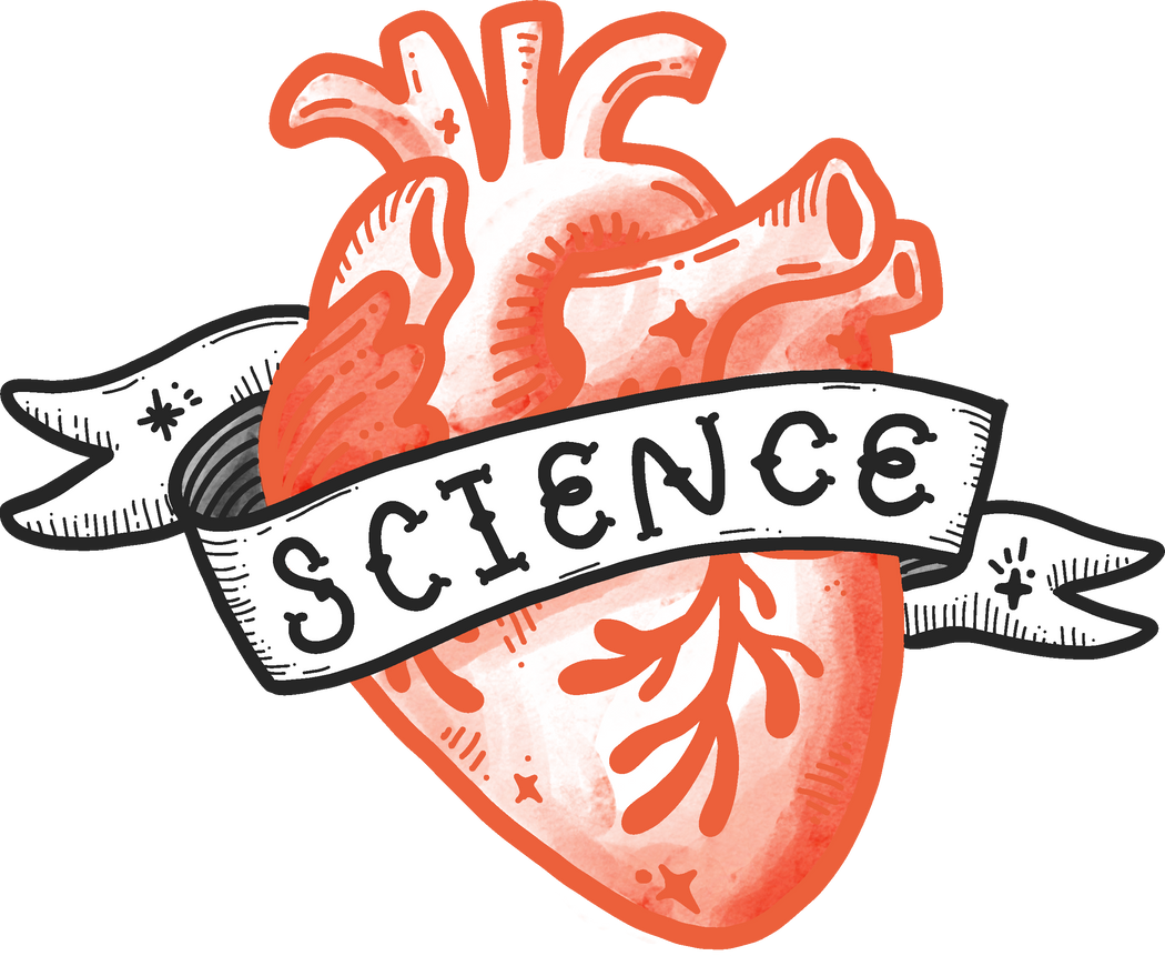 Science Heart Shirt